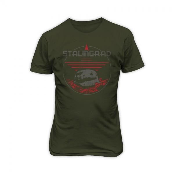 T-Shirt Stalingrad khaki