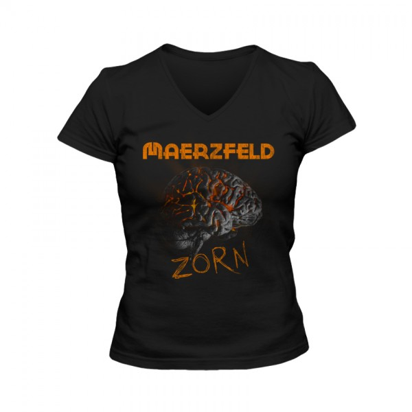 Girly V-Neck Shirt Zorn